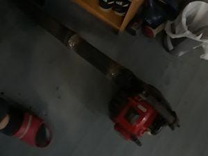 Troy built leaf blower needs work 45$ m.p.u for Sale in San Antonio, TX