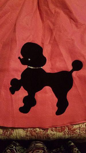 50's poodle skirt for Sale in Sanger, CA