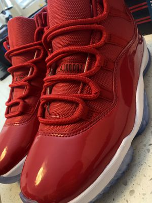 Red Retro Jordan 11 size 9.5 $190 for Sale in Phoenix, AZ