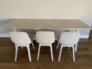 Dining Room Table & Chairs for Sale in Bothell, WA