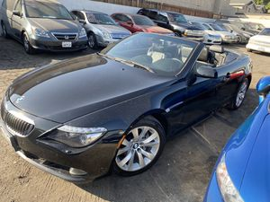 2009 BMW 6 Series for Sale in Whittier, CA