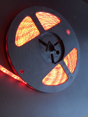 Waterproof led strip light new plenty in stock—-strip only no power outlet not include with the strip for Sale in Los Angeles, CA