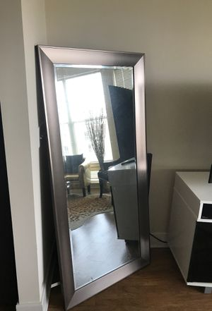 Bronze Full Body Mirror for Sale in Alexandria, VA