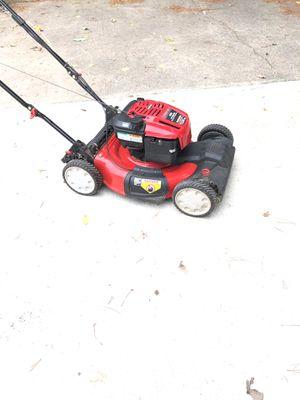 Troy - Bilt Self-propelled lawn mower for Sale in Alexandria, VA