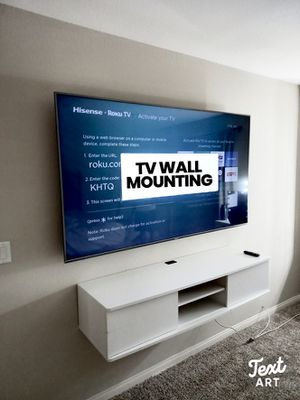Tv wall mounting for Sale in Las Vegas, NV