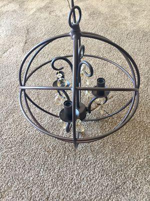 Tiara 3 Light Globe Chandelier by Wildon Home. New in box for Sale in Hemet, CA
