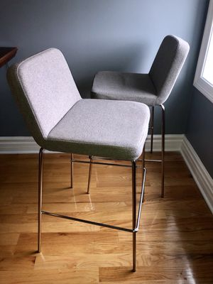 CB2 Bar Stools for Sale in Chicago, IL