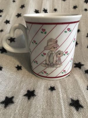 """Precious moments """"To a very special Dad"""" 1986 coffee mug for Sale in Stockton, CA"""