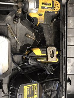 Dewalt 20v Impact Drill With Charger for Sale in Warwick,  RI