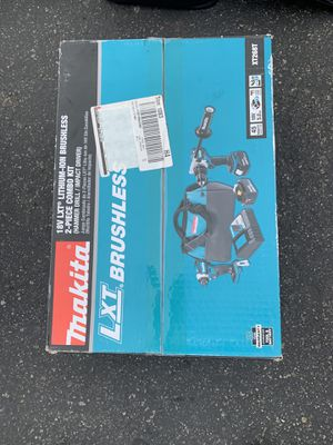 Makita power tool set for Sale in Colton, CA