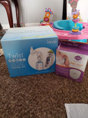 Breast milk collection, storage and feeding kit for Sale in Columbus, OH