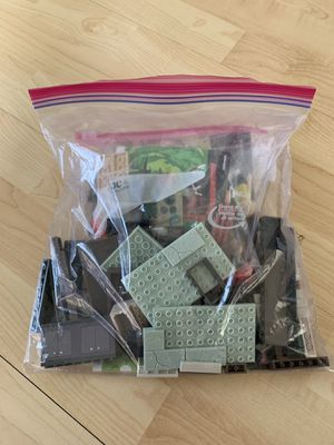 Bag of Rick and Morty Legos for Sale in Chino Hills, CA
