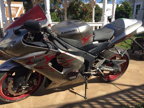 Kawasaki Ninja 636 Zx6R for Sale in Chula Vista, CA - OfferUp