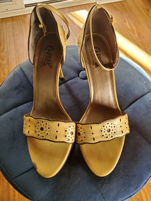 Carlos Santana heels size 8 never used for Sale in West Covina, CA