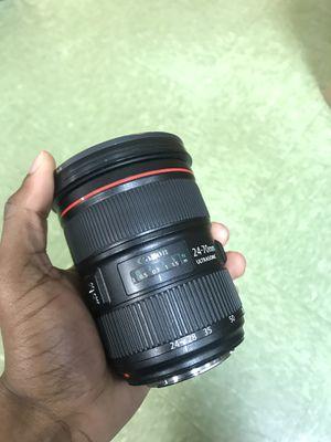 24-70mm • F2.8 • Full-Frame Canon Lens for Sale in Philadelphia, PA