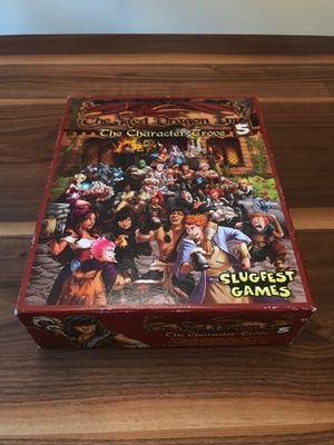 Red Dragon Inn - board game collection 1, 2, 5, 6, & 7 for Sale in Lakeside, CA