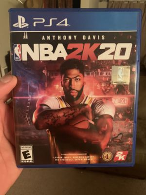 NBA 2K20 for Sale in Vancouver, WA