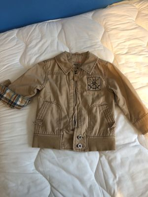 Beige toddlers size 18m light jacket for Sale in Manassas, VA