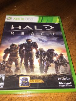 Halo Reach For Xbox 360 for Sale in Waterbury,  CT