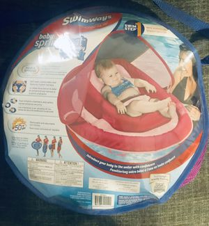 Baby pool float- pink for Sale in Las Vegas, NV