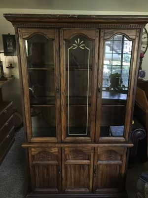 Display Case With Storage for Sale in Cohasset, CA