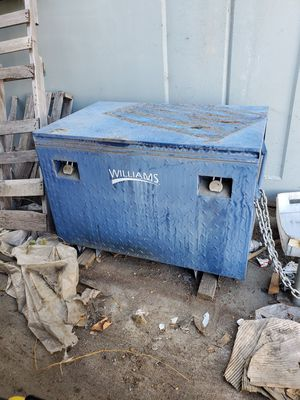 Williams job box for Sale in San Francisco, CA