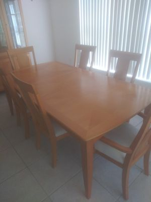 Dining Room Set/ China Cabinet for Sale in Lakeland, FL