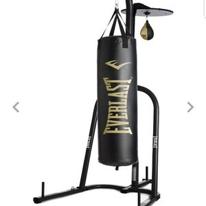 Everlast Punching Bag for Sale in Long Beach, CA
