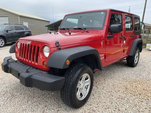 2010 Jeep Wrangler Unlimited for Sale in Salisbury, NC