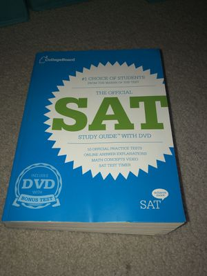 SAT book for Sale in Kennewick, WA