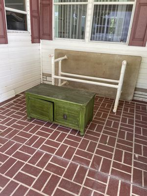 Small cabinet Durable wood for Sale in Rockledge, FL