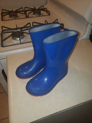 Boy/girl rain boots for Sale in Long Beach, CA