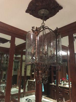 Vintage chandelier for Sale in Fort Lauderdale, FL
