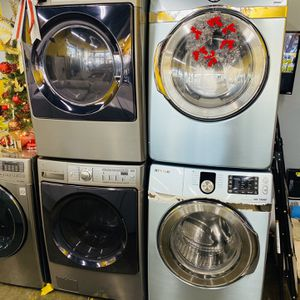 Washer And Dryer Set 🍁NO CREDIT NEEDED TO APPLY for Sale in Long Beach, CA