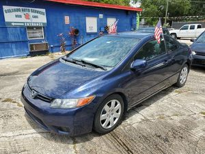 2008 Honda Civic EX coupe automatic clean Florida title for Sale in Orlando, FL