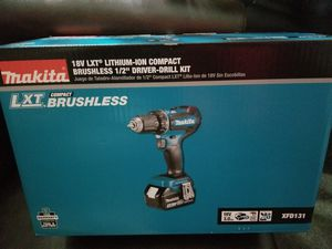 Makita Drill for Sale in Lubbock, TX