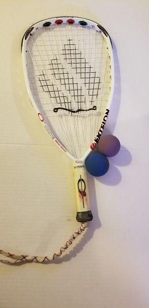 Ektelon O3 White racquetball racket for Sale in Fort Worth, TX