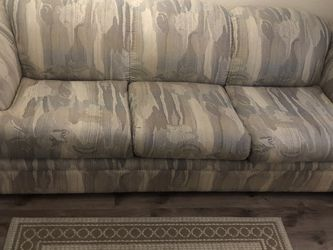 Sleeper Couch Great Shape for Sale in Thonotosassa,  FL