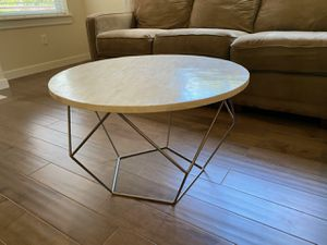 West Elm coffee table for Sale in Bonney Lake, WA