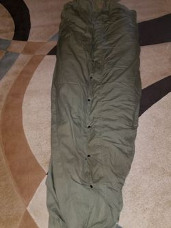 2 Military Issue Mummy sleeping Bags for Sale in Bonney Lake,  WA