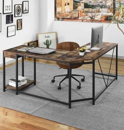 L-Shaped Desk **New In Box** for Sale in Oceanside,  NY