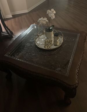 Coffee and End Table for Sale in Palm Harbor, FL