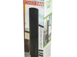 "BRAND NEW!! USB Powered Tower Fan 13"" (Black or White) for Sale in Owings Mills, MD"