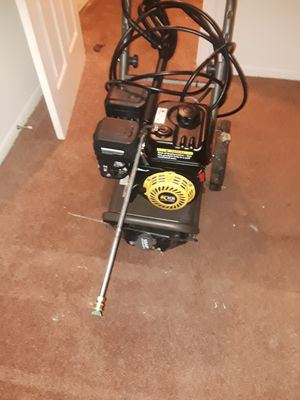 karcher gas pressure washer 196cc for Sale in Indianapolis, IN