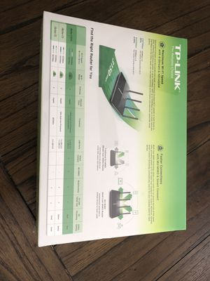 TP-Link Archer C3150 router wifi for Sale in Lowell, MA