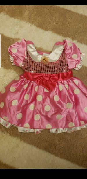 Minnie mouse halloween costume for Sale in Norco, CA