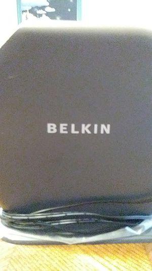 Belkin wireless router for Sale in Port St. Lucie, FL