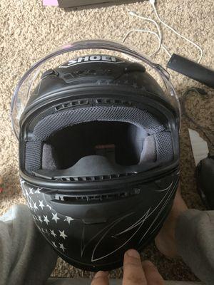 Shoei helmet for Sale in Farmers Branch, TX