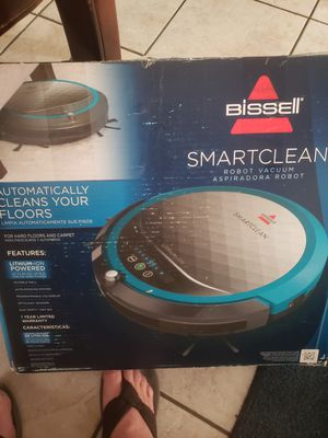 Bissell smartclean Robot vacuum for Sale in Westminster, CA