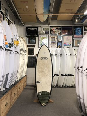 "5'6"" Hayden Shapes Hypto Krypto Surfboard; Used for Sale in Deerfield Beach, FL"